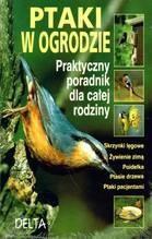 Okładka książki Ptaki w ogrodzie