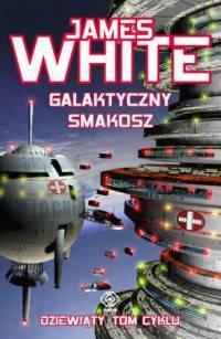 Okładka książki Galaktyczny smakosz
