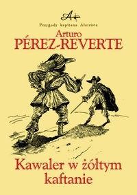 Okładka książki Kawaler w żółtym kaftanie