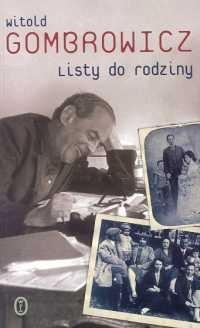 Okładka książki Listy do rodziny