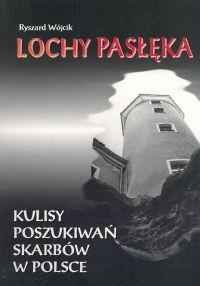 Okładka książki Lochy Pasłęka