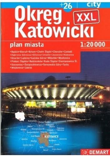 Okładka książki Okręg katowicki XXL