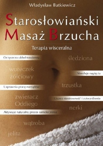 Okładka książki Starosłowiański Masaż Brzucha