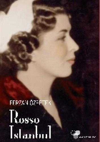 Okładka książki Rosso Istanbul