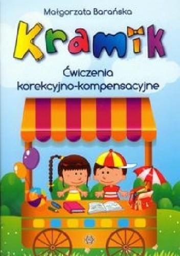 Okładka książki Kramik. Ćwiczenia korekcyjno-kompensacyjne