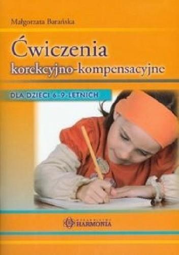 Okładka książki Ćwiczenia korekcyjno-kompensacyjne