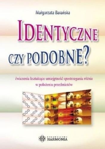 Okładka książki Identyczne czy podobne?