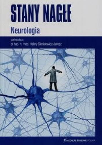 Okładka książki Stany nagłe. Neurologia
