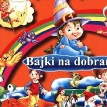 Okładka książki Bajki na dobranoc. Vol 5