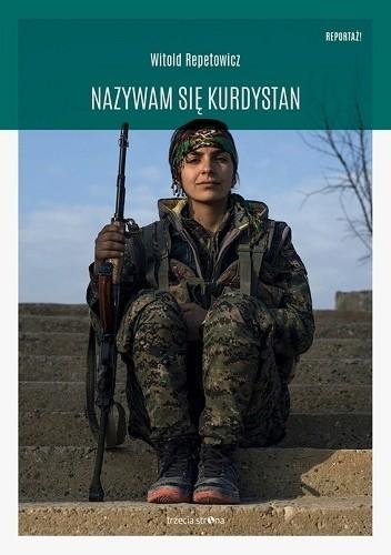 Okładka książki Nazywam się Kurdystan