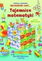 Tajemnice matematyki. Książka z okienkami