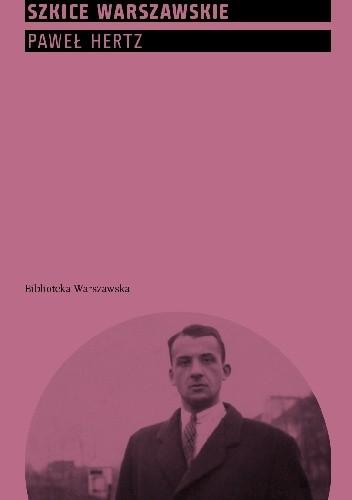 Okładka książki Szkice Warszawskie