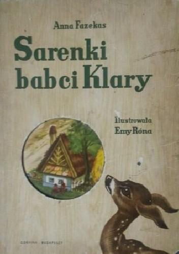 Okładka książki Sarenki babci Klary