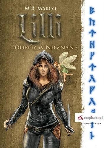Okładka książki Lilli Podróż w nieznane