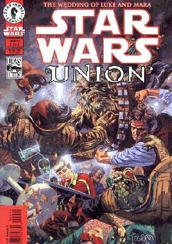 Okładka książki Star Wars: Union #2