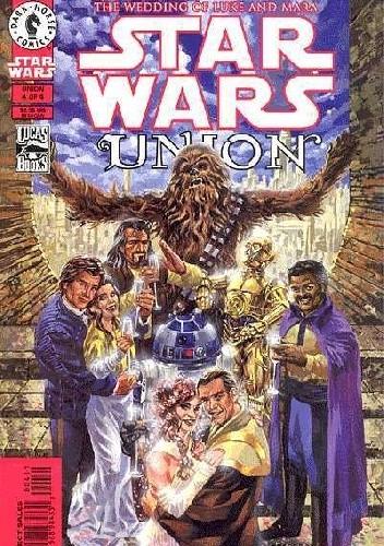 Okładka książki Star Wars: Union #4
