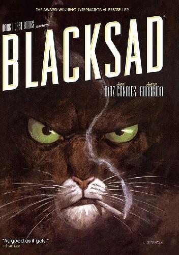 Okładka książki Blacksad (#1-3)