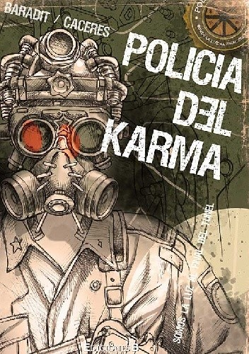 Okładka książki Policía del karma