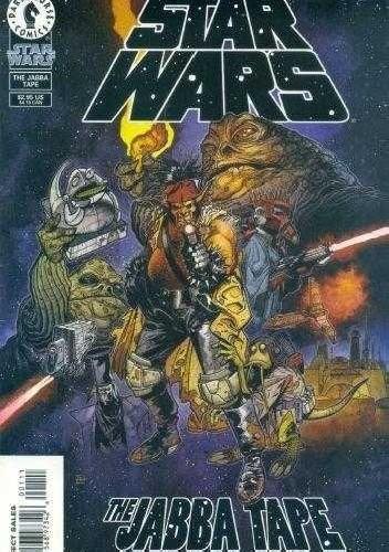 Okładka książki Star Wars: The Jabba Tape