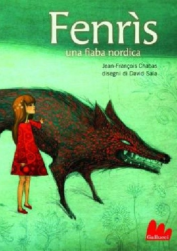 Okładka książki Fenrìs. Una fiaba nordica
