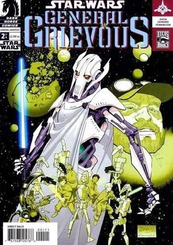 Okładka książki Star Wars: General Grievous #2