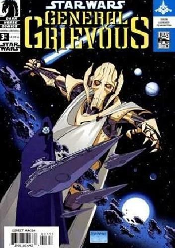 Okładka książki Star Wars: General Grievous #3