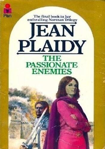 Okładka książki The Passionate Enemies