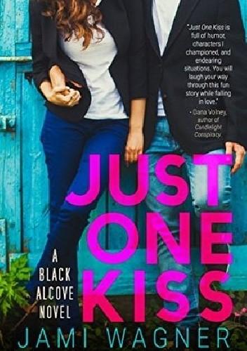 Okładka książki Just One Kiss