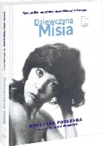 Okładka książki Dziewczyna Misia