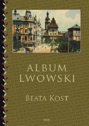 Okładka książki Album lwowski