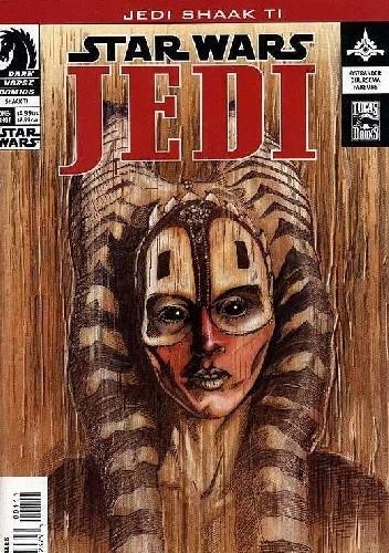 Okładka książki Star Wars: Jedi - Shaak Ti