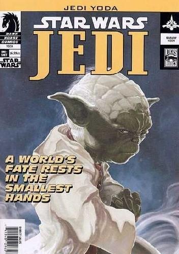 Okładka książki Star Wars: Jedi - Yoda