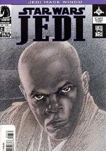 Okładka książki Star Wars: Jedi - Mace Windu