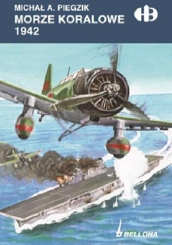 Okładka książki Morze Koralowe 1942