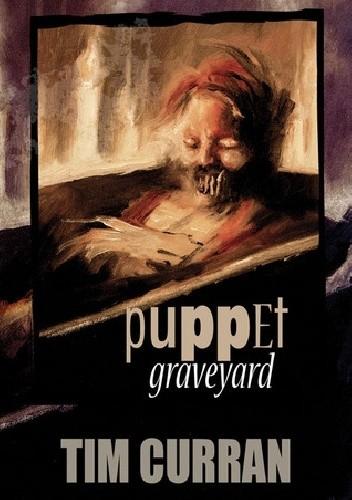 Okładka książki Puppet Graveyard