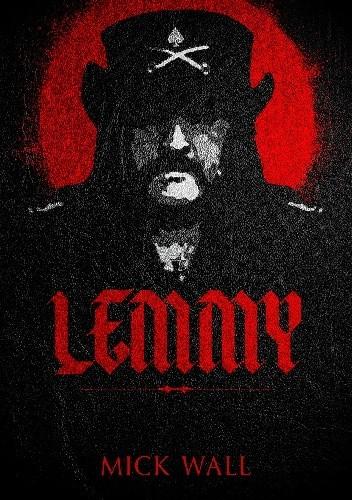 Okładka książki Lemmy