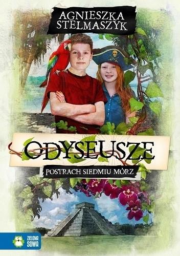 Okładka książki Odyseusze. Postrach Siedmiu Mórz