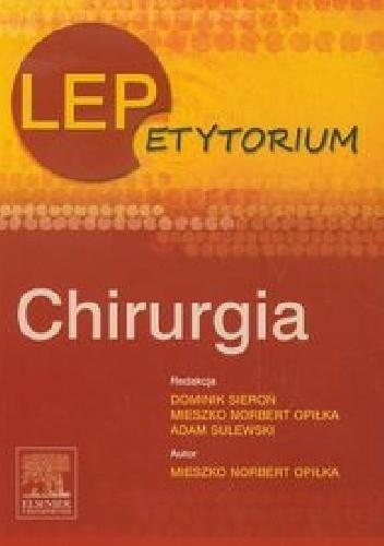 Okładka książki LEPetytorium Chirurgia