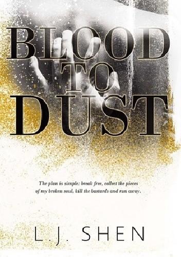 Okładka książki Blood to Dust