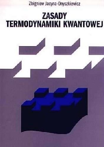 Okładka książki Zasady termodynamiki kwantowej