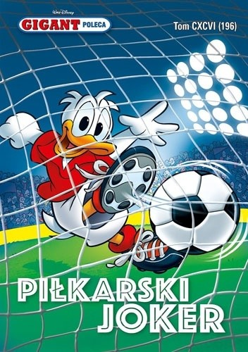 Okładka książki Gigant 6/2016: Piłkarski joker