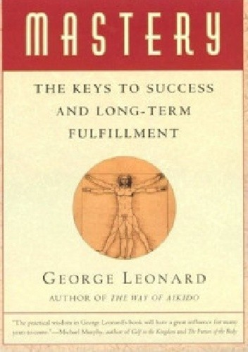 Okładka książki Mastery: The Keys to Long-term Success and Fulfillment