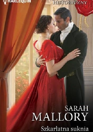 Okładka książki Szkarłatna suknia