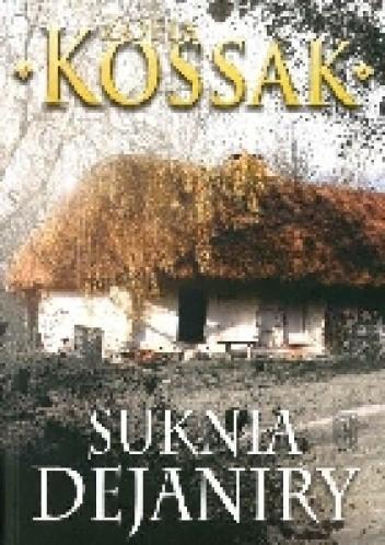 Okładka książki Suknia Dejaniry