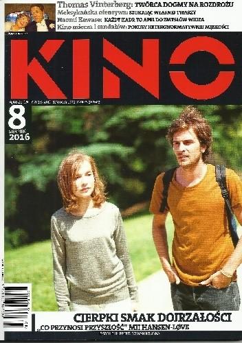 Okładka książki Kino, nr 8 / sierpień 2016