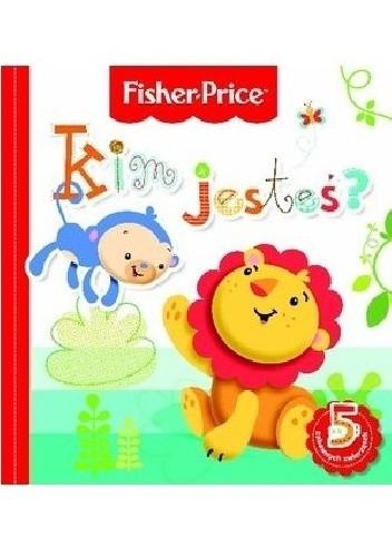 Okładka książki Kim jesteś? Fisher Price
