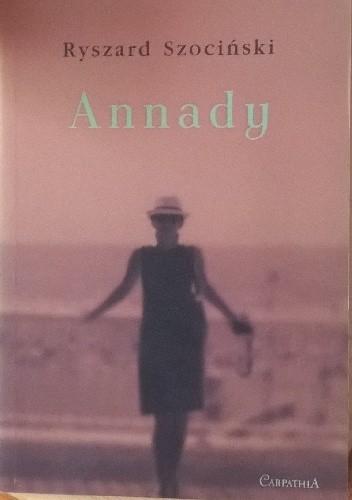 Okładka książki Annady