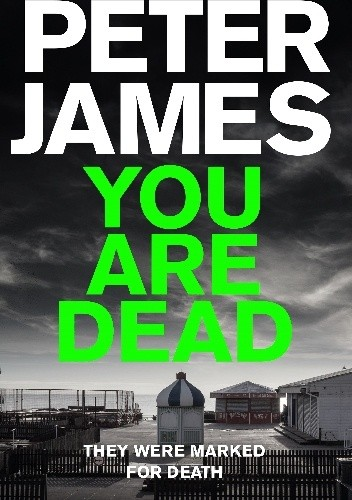 Okładka książki You Are Dead