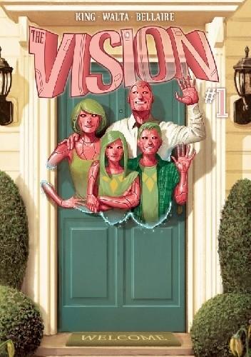 Okładka książki Vision (2015) #1