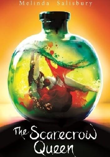 Okładka książki The Scarecrow Queen